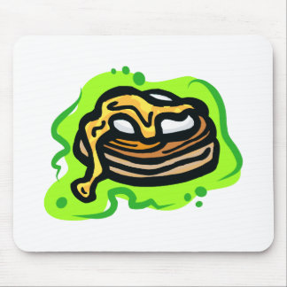 Eggs Benedict Mouse Pad