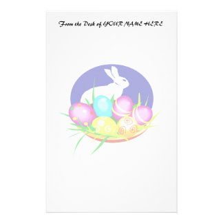 Eggs bunny blue oval graphic.png stationery
