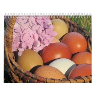 Eggs Calendar