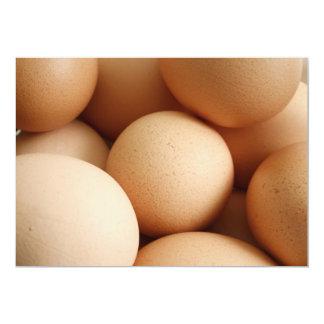Eggs Card