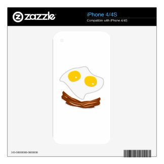 EGGS DECAL FOR THE iPhone 4S