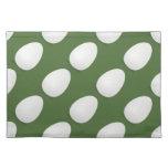 Eggs, Farm Fresh Egg Cloth Place Mat