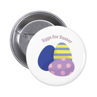 Eggs For Easter Pin