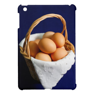 Eggs in a basket iPad mini case