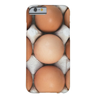 Eggs in a box barely there iPhone 6 case