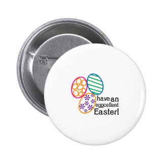 Eggs In One Basket 2 Inch Round Button