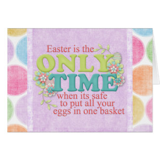 easter cards sayings