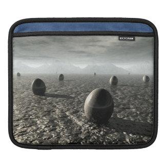 Eggs of An Alien World iPad Sleeve