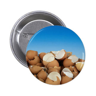 Eggs Pinback Buttons