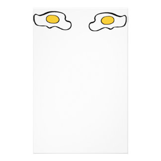 Eggs Stationery