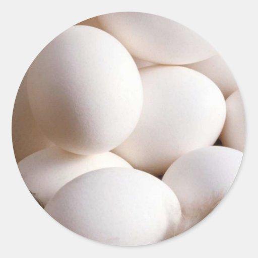 Eggs Stickers