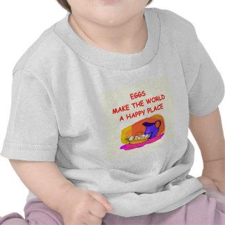 eggs tee shirts
