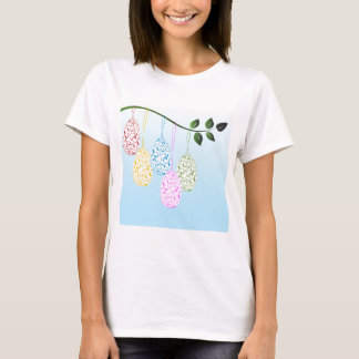 Eggs with Swirls 2 T-Shirt