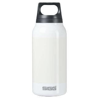 Eggshell White Insulated Water Bottle