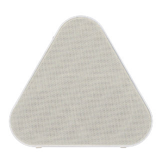 Eggshell White Star Dust Speaker