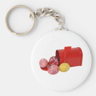 EggsMailbox051409 Keychain