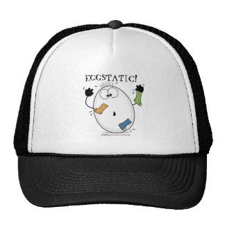 Eggstatic-Ecstatic Egg Trucker Hat