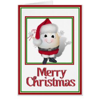 Eggstrordinary Christmas Card