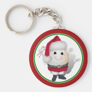 Eggstrordinary Christmas Key Chain