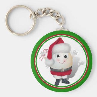 Eggstrordinary Christmas Key Chains