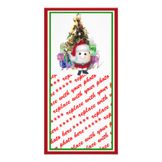 Eggstrordinary Christmas Photo Cards