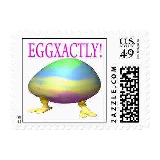 Eggxactly Postage