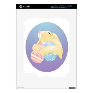 Eggy Bunny Decal For iPad 3