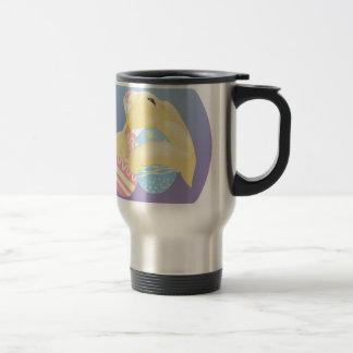 Eggy Bunny Travel Mug