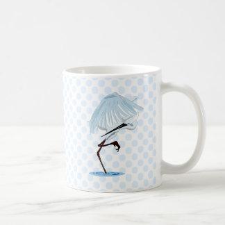 Eggy Egret Mug