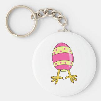 Eggy Llavero Redondo Tipo Pin