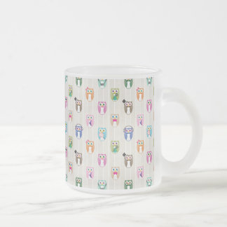 Eggy Owls - orderly ver - Coffee Mugs