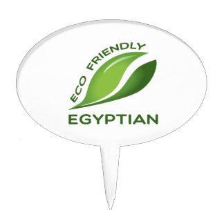 Egipcio amistoso de Eco Decoraciones Para Tartas