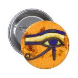 Egipcio antiguo el ojo de Horus Pin