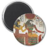 Egipcio antiguo Horus Imán De Frigorífico