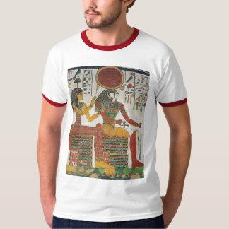 Egipcio antiguo Horus Playera