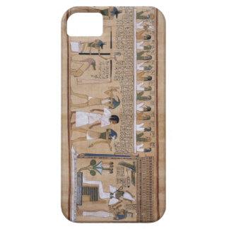 Egipcio antiguo iPhone 5 Case-Mate protectores