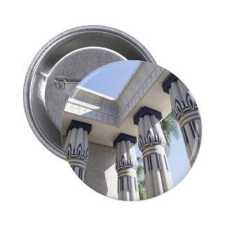 Egipcio Museum.jpg de las columnas de Lotus Pins
