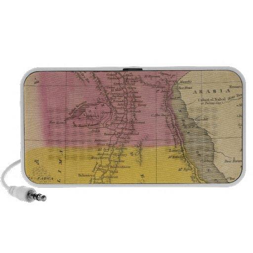 Egipto 11 iPod altavoz