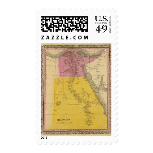 Egipto 11 sello