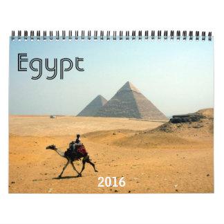 Egipto 2016 calendario