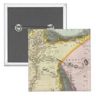 Egipto 4 pin cuadrado