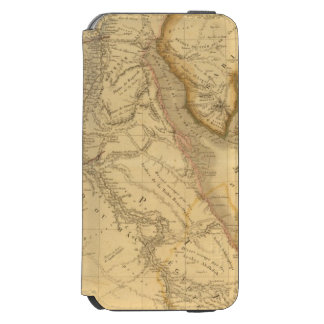 Egipto 7 funda billetera para iPhone 6 watson