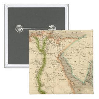 Egipto 8 pin cuadrado