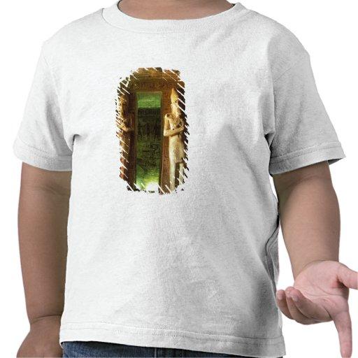 Egipto, Abu Simbel, estatua de Ramesses II, Camisetas
