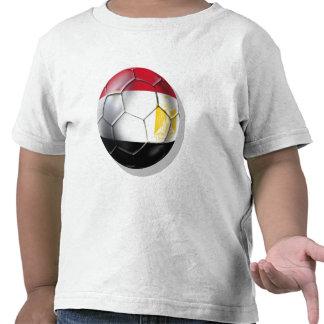 Egipto África 2010 defiende los regalos de la band Camiseta
