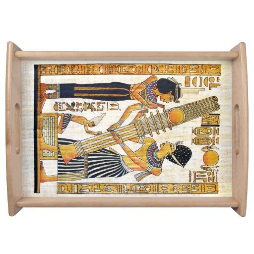 Egipto antiguo 1 bandejas