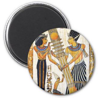 Egipto antiguo 1 imán de frigorifico