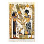 Egipto antiguo 1 postal