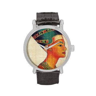 Egipto antiguo 2 reloj de mano