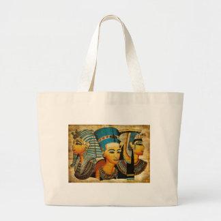 Egipto antiguo 3 bolsa tela grande